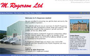 Click to enter the website of M. Rogerson Plumbing
